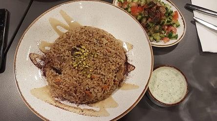 מאלובה - מסעדת קודארי