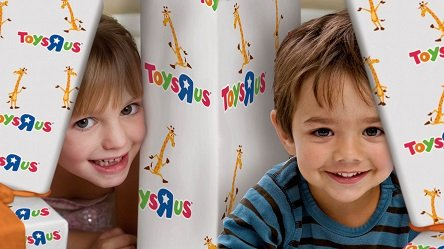 תמונה באדיבות Toys R Us