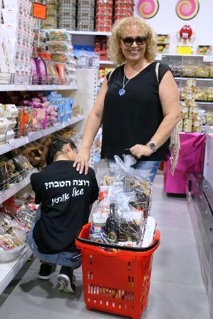 טסה מארזים (צילום: שלומית ויזנר)