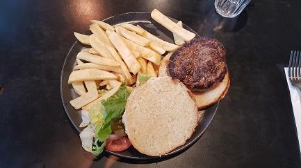 המבורגר - לה ביסטרו