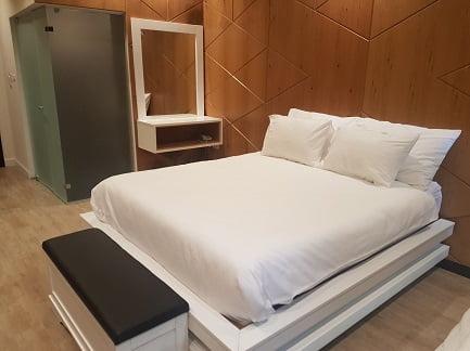 אוליב אקוודוקט - חדר סטנדרט במלון