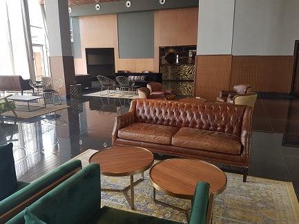 אוליב אקוודוקט - לובי המלון
