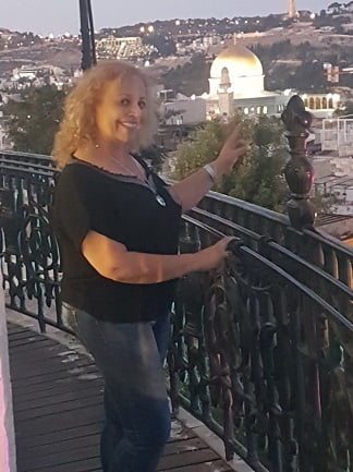 תצפית על ירושלים