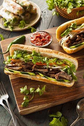 Banh-Mi מסעדת VONG