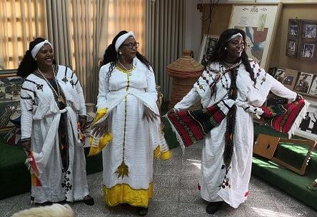 """רמלה - מתנ""""ס טבג'ה קהילה אתיופית (צילום: ישראל פרקר)"""