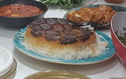 מתכון – אורז פרסי – מתכון שלי אישי