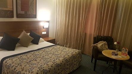 חדר במלון קיסר פרמייר, ירושלים