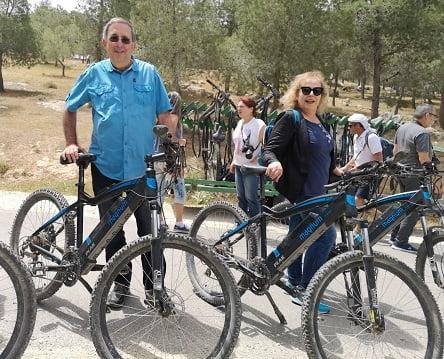 יער יתיר - אופניים
