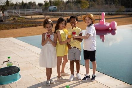 KIWI  מותג האופנה לילדים בקולקציית קיץ