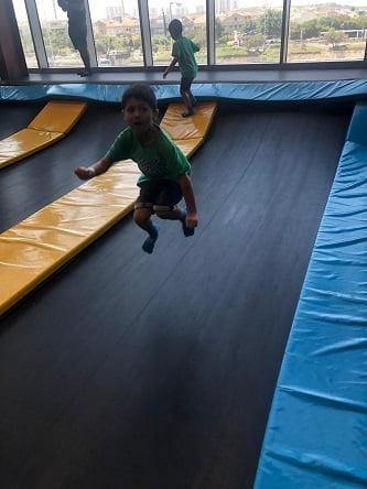 I JUMP (צילום: עופרה פנחס)