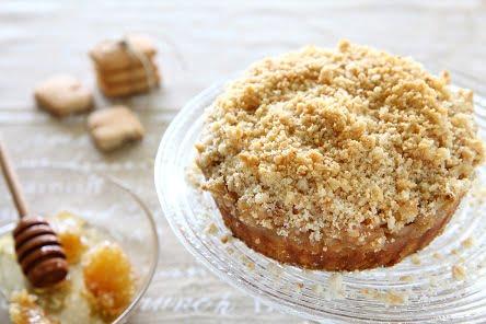 עוגת תפוחים (צילום: לירון אלמוג)