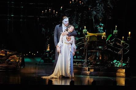 פנטום האופרה (צילום: שוקה כהן)