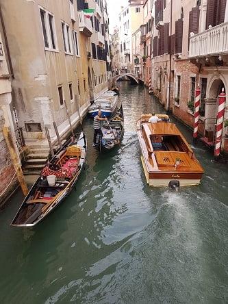 גונדולות בונציה