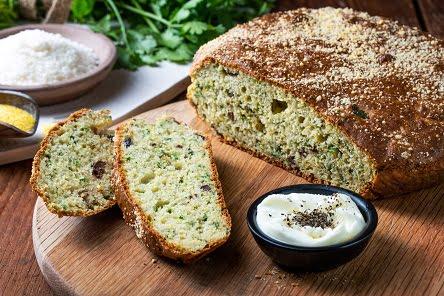 לחם זיתים (צילום: נמרוד סונדרס)