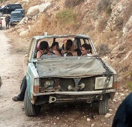ביטוח רכב (צילום: אורי גולן)