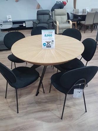 קנו שולחן - קבלו 6 כסאות שמרת הזורע