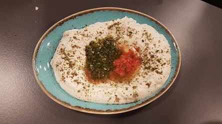 לבאנה - מסעדת קודארי