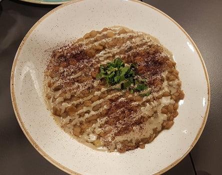רומנייה - מסעדה קודארי