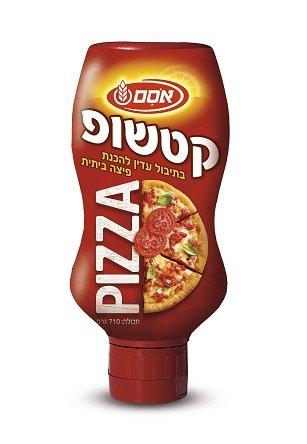 """קטשופ פיצה של אסם (צילום: באדיבות יח""""צ)"""