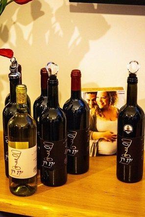 מגוון יינות - יקב דני (צילום: נורית פלד)