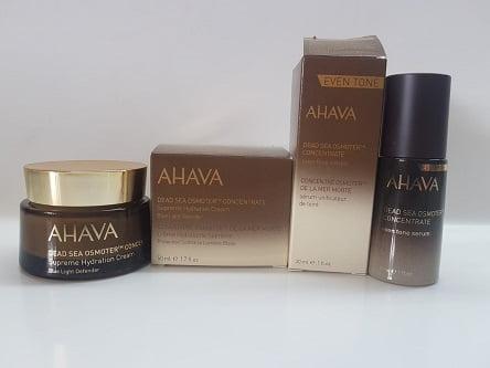 AHAVA מוצרים נפלאים לעור הפנים