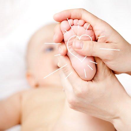 עיסוי תינוקות – דרך מצויינת להירגע ולהפיג מתחים