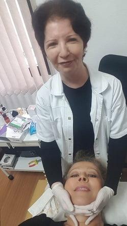 """ד""""ר אירנה שנדשטיין ואני"""