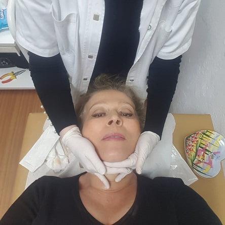 """ד""""ר אירנה שנדשטיין ואני - סיימנו את הטיפול"""