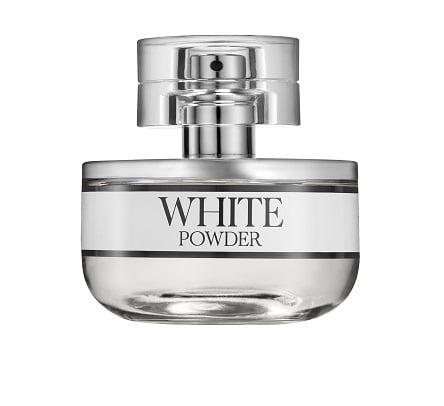 White Powder בושם לנשים מבית קרליין (צילום: טל אזולאי)