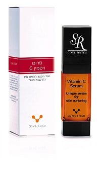 """סרום ויטמין C של SR קוסמטיקס (צילום: באדיבות יח""""צ)"""