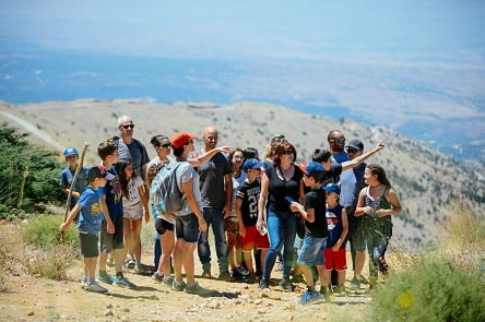 סיורים מודרכים בהר חרמון (צילום: עדי פרץ)