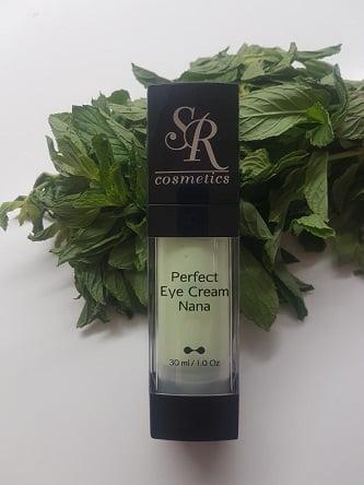 קרם עיניים נענע - SR COSMETICS