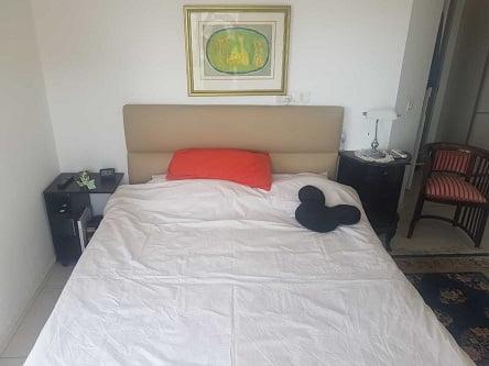 חדר השינה הפרטי שלי