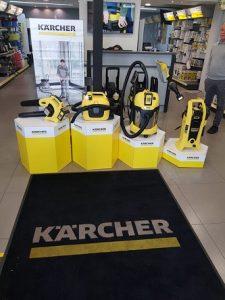 סדרת מכשירי ניקוי של KARCHER
