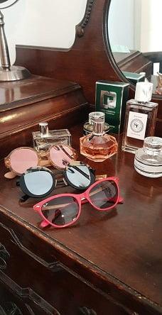 משקפיים דוגמאות מהאוסף שלי