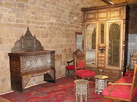 עכו - מוזיאון אוצרות בחומה (צילום: יגאל יששכרוב)