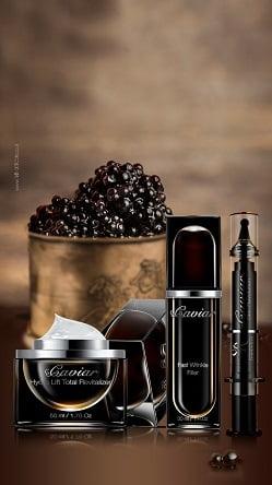 "sr cosmetics - השקת סידרת הקוויאר (צילום באדיבות יח""צ)"
