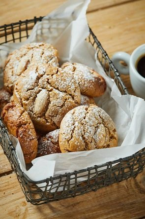 מתכון – עוגיות טחינה ללא גלוטן