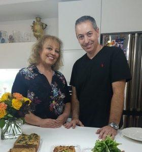 שף גולן ישראלי