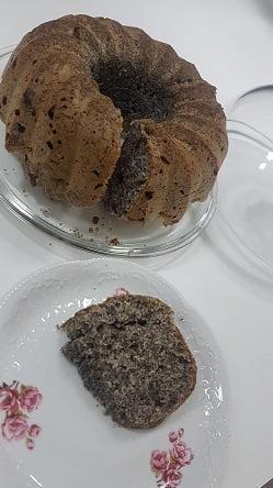 מתכון – עוגת פרג ללא סוכר