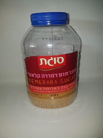 סוכר דמררה של סוגת