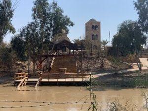 אתר הטבילה קאסר אל יהוד (צילום: רותם צדקה)