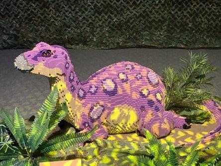 ממלכת הדינוזאורים  מגיעה לאילת