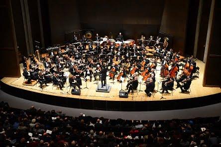התזמורת הסימפונית ירושלים (צילום: דוד וינוקר)