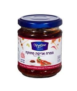 נפטון - ממרח אריסה מתוקה (צילום: מיכאל כץ)