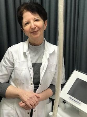 """ד""""ר אירנה שנדשטיין (צילום: באדיבות יח""""צ)"""