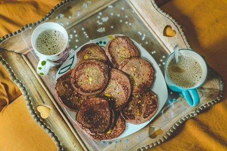 מתכון – פאינה (לחם חומוס) במחבת, עם טוויסט ישראלי