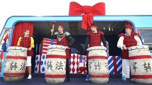 החגיגה שלנו- פרויקט היובל תיאטרון אורנה פורת (צילום: יוסי צבקר)