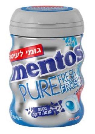 מסטיק Mentos Pure Fresh Frost (צילום פרפטי הולנד)