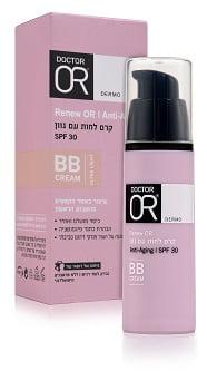 bb cream  של דוקטור עור ultra light